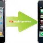 iPhone 3G / 3GS Displayglas und LC Display komplett Reparatur