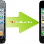 iPhone 4 Display + Touch Reparatur schwarz oder weiß