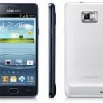 Samsung Galaxy I9100 S2 Display / Glas Reparatur in Celle