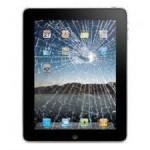 iPad 2, 3, 4, 5, 6 & 7 Display Glas/Touchscreen Reparatur