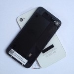 iPhone 4 Backcover Glas Rückseite Gehäuse Akkudeckel