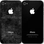 iPhone 4 / 4S Backcover Reparatur schwarz oder weiß