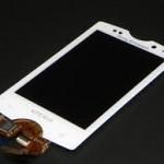 Sony Ericsson XPERIA X10 MINI PRO SK17i Display Reparatur
