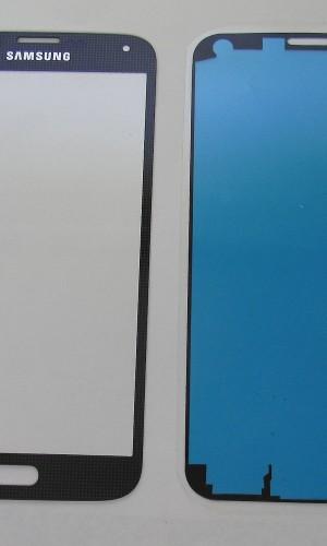Samsung Galaxy G800F S5 Mini Display Glas Linse Front Scheibe