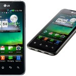LG P990 Optimus Speed Display/LCD Reparatur inkl. Ersatzteil