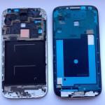 Samsung Galaxy S4 i9505 Mittelrahmen Display Rahmen inkl. Kleber