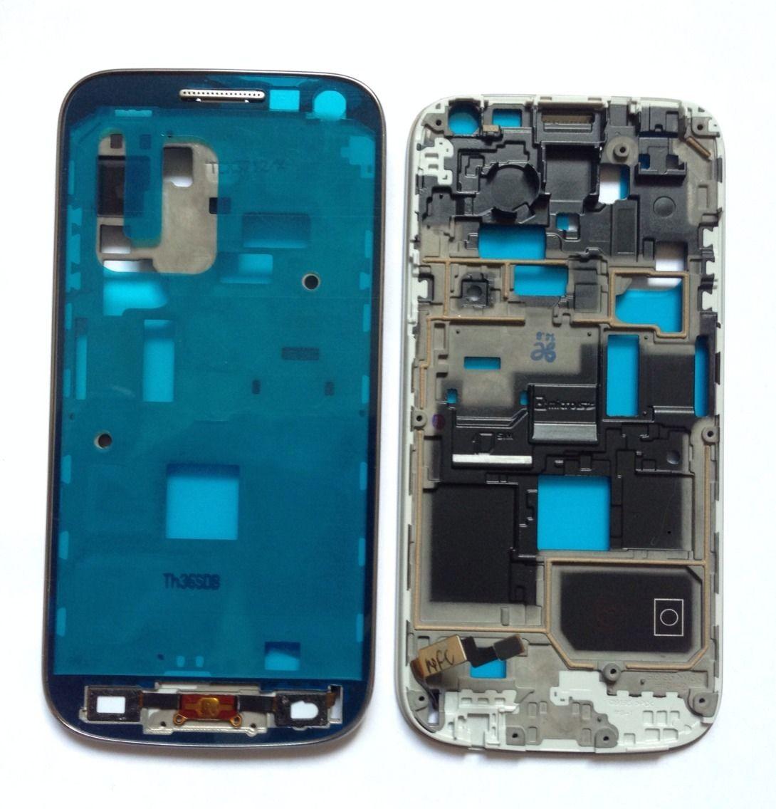 Samsung Galaxy S4 Mini i9195 Mittelrahmen Display Rahmen inkl ...