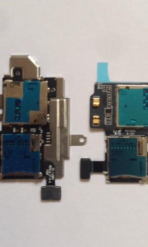Samsung S3 Mini Sim Karte.Samsung Galaxy I9300 S3 S3 Mini I8190 S4 I9505 Oder S4 Mini Sim Sd Karten Slot Reparatur