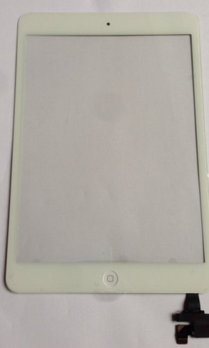 Apple iPad Mini Touch Screen Display Glas Scheibe Digitize + IC Chip