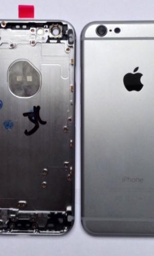 Apple iPhone 6 oder 6S Rückschale Backcover Housing