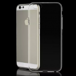 iPhone 6 & 6 Plus Silikon Cover Hard Case Schutz Hülle Transparent