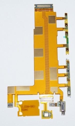 Sony Xperia Z2 L50W oder Z3 D6603 Power Flex Lautstärke Schalter Volume Button Microphone