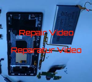 Sony Xperia X F5121 Backlight Black Screen Reparatur in Celle